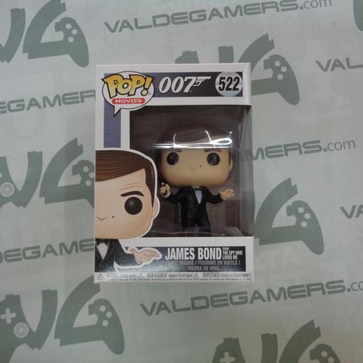 Funko Pop - James Bond - 522