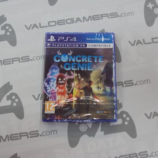 Concrete Genie - NUEVO