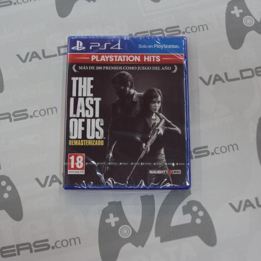 The Last Of Us Remastered - NUEVO
