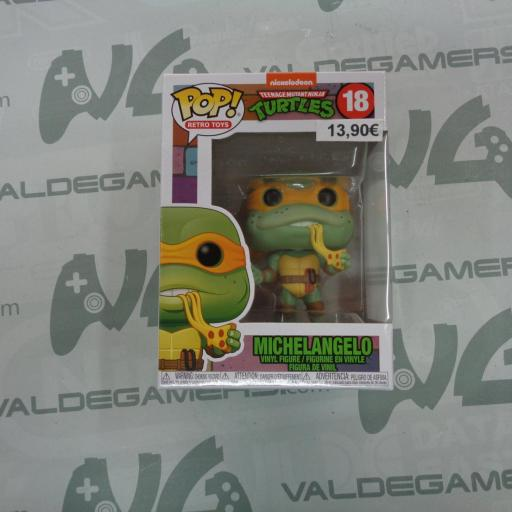 Funko Pop - Michelangelo - 18