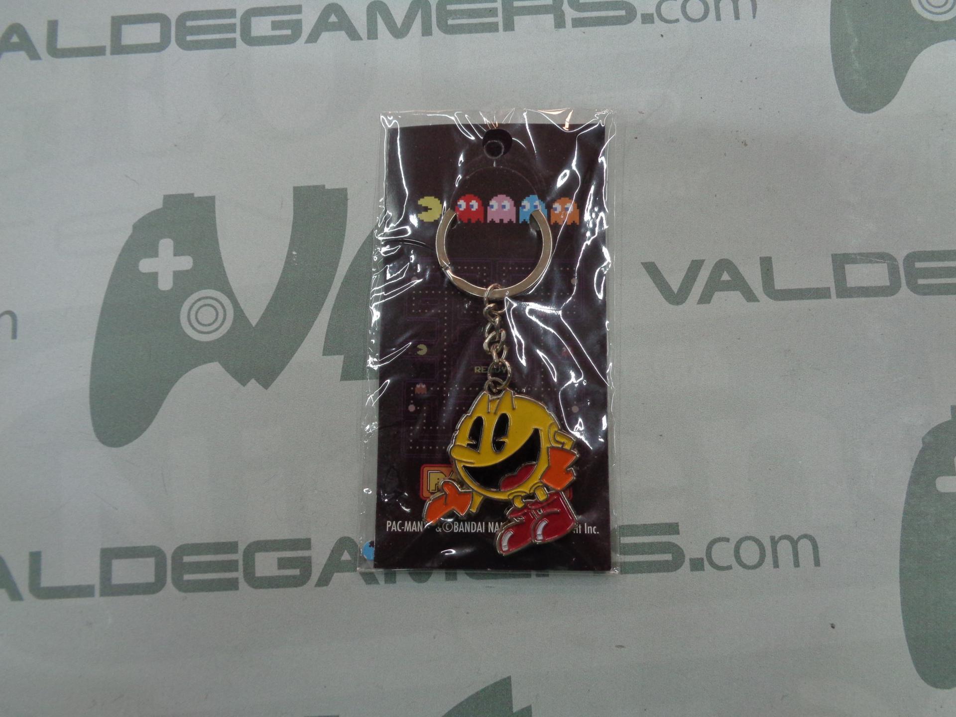 Llavero Pac-Man