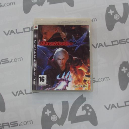 Devil May Cry 4 [0]