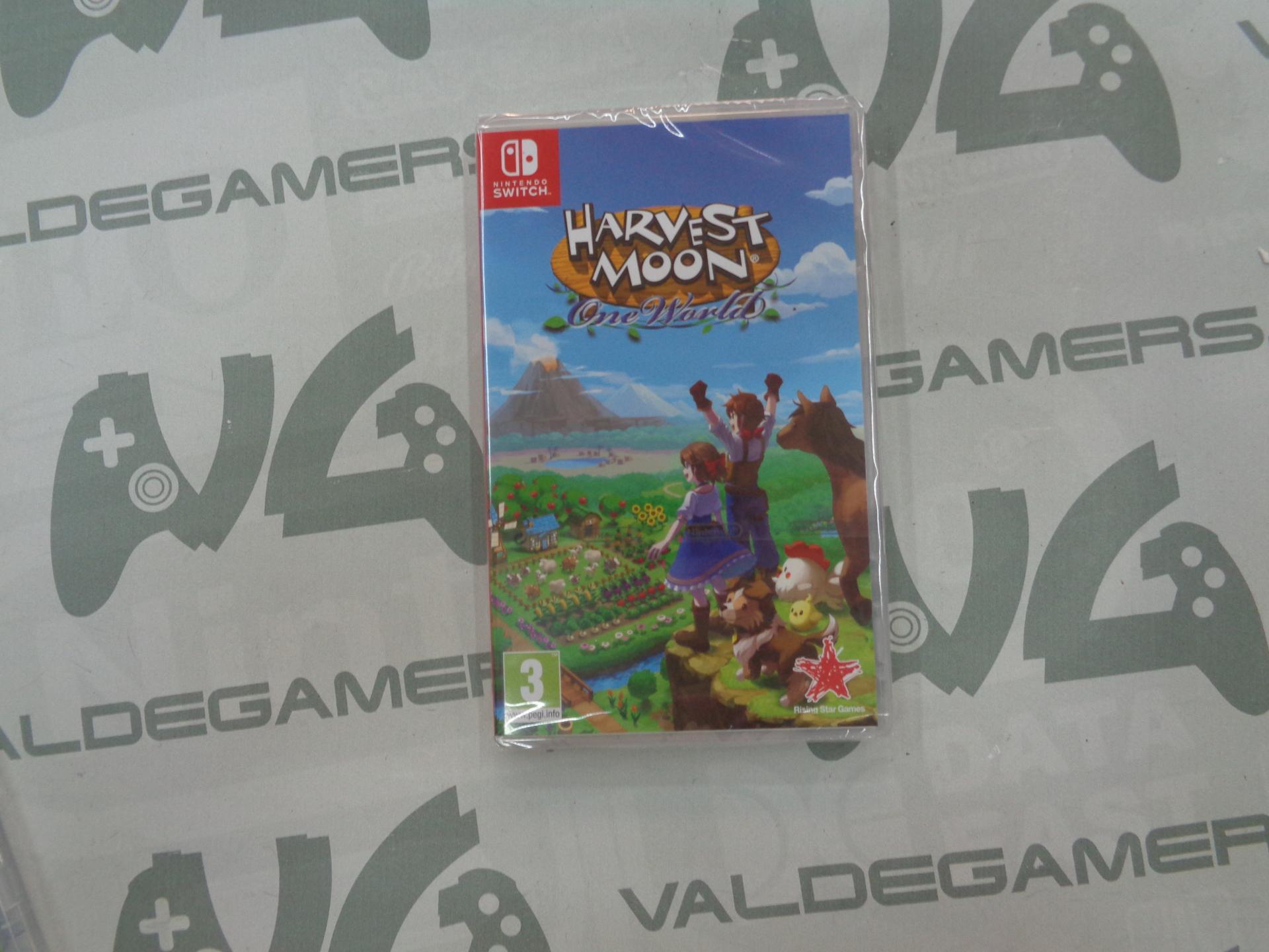 Harvest Moon : One World - NUEVO