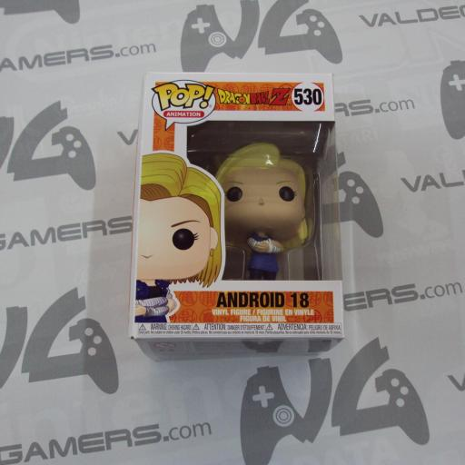 Funko Pop - Android 18 - 530