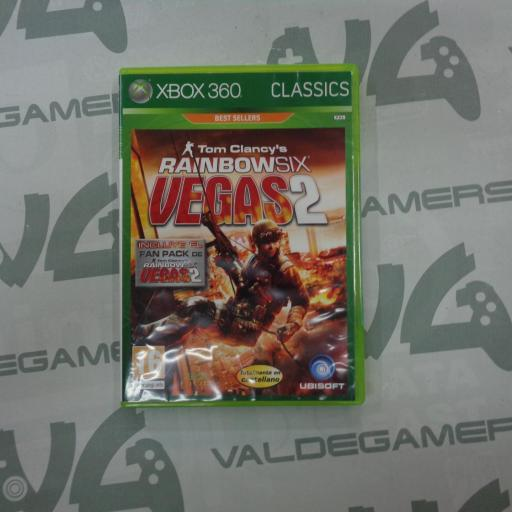 Rainbow Six Vegas 2 [0]
