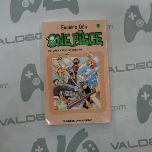 One Piece 2 / 3 / 4 / 5- Manga [3]