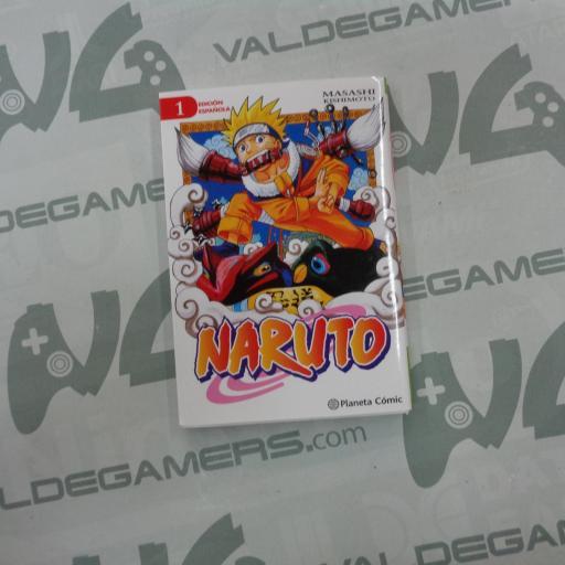 Naruto 1 / 2 / 3 / 4 - Manga
