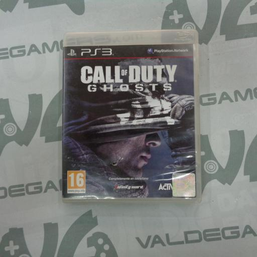 Call Of Duty: Ghosts [0]