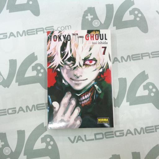 Tokyo Ghoul  5 / 6 / 7 / 8 - Manga [2]