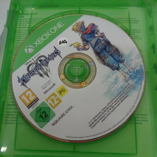 Kingdom Hearts III deluxe edition [2]