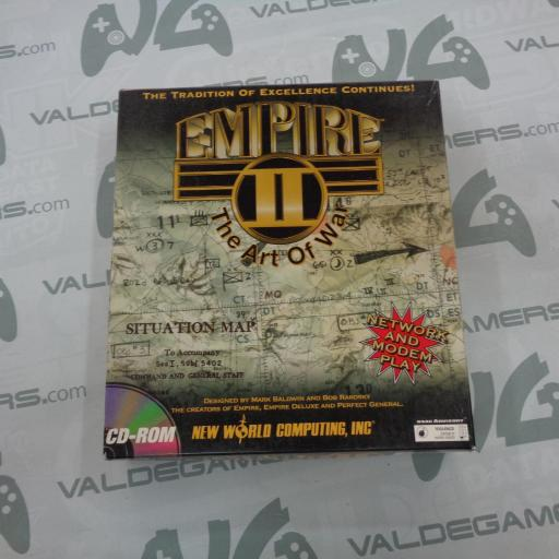 Empire II: The Art of War [0]
