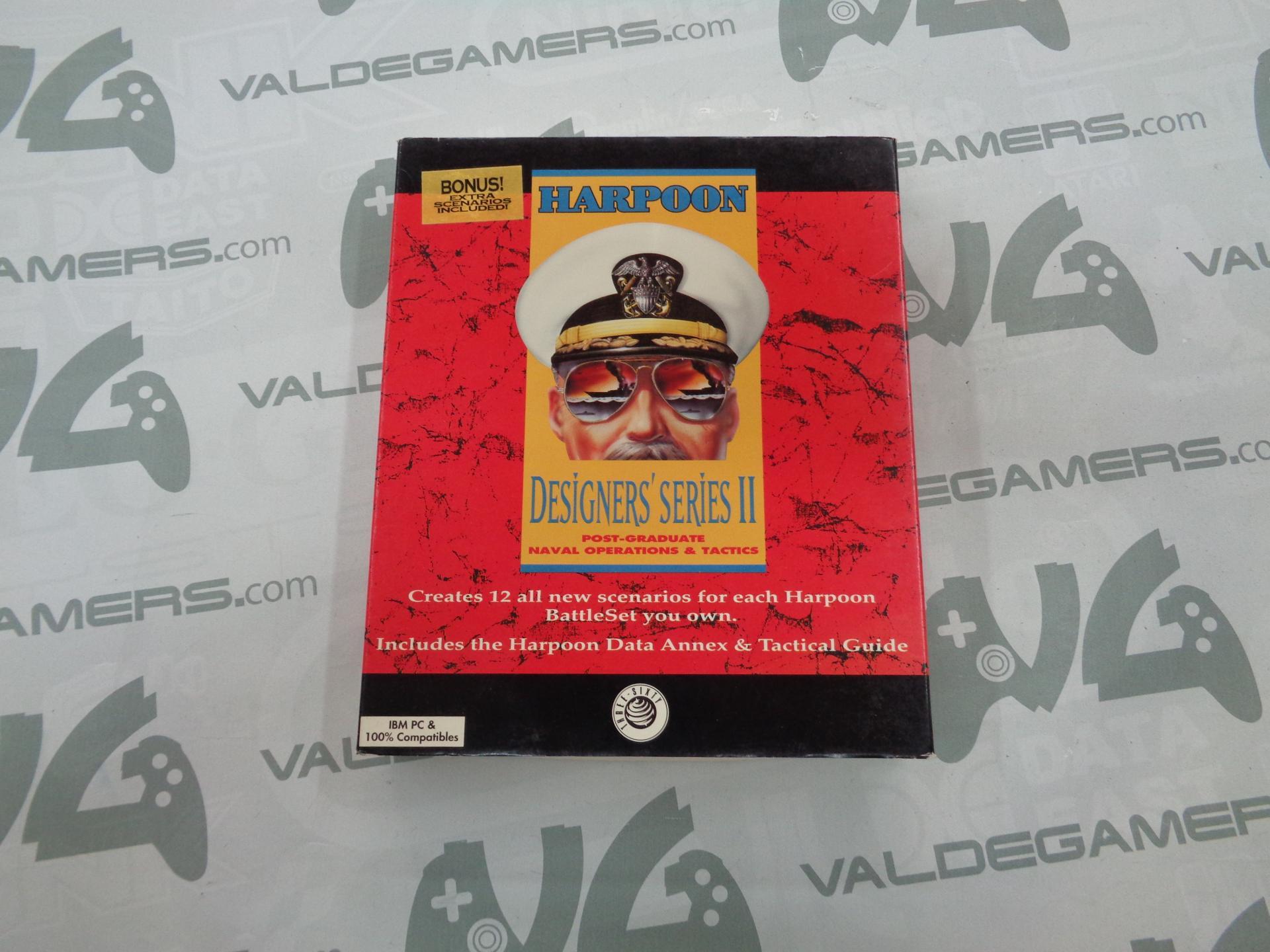 "Harpoon Designer's Series II PC 3.5"" IBM"