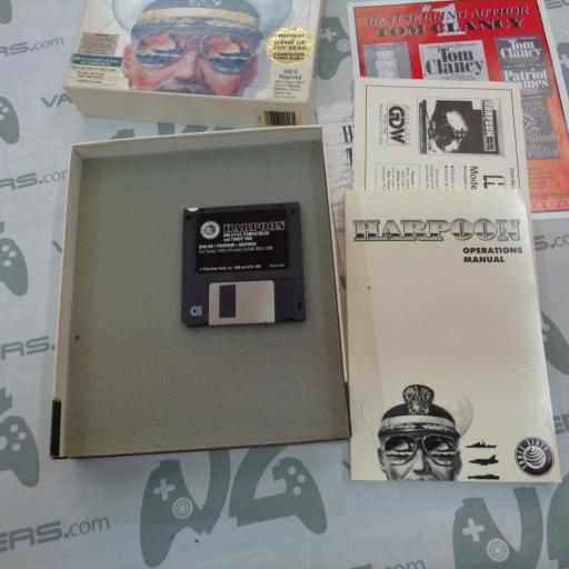 "Harpoon  PC 3.5"" IBM [2]"
