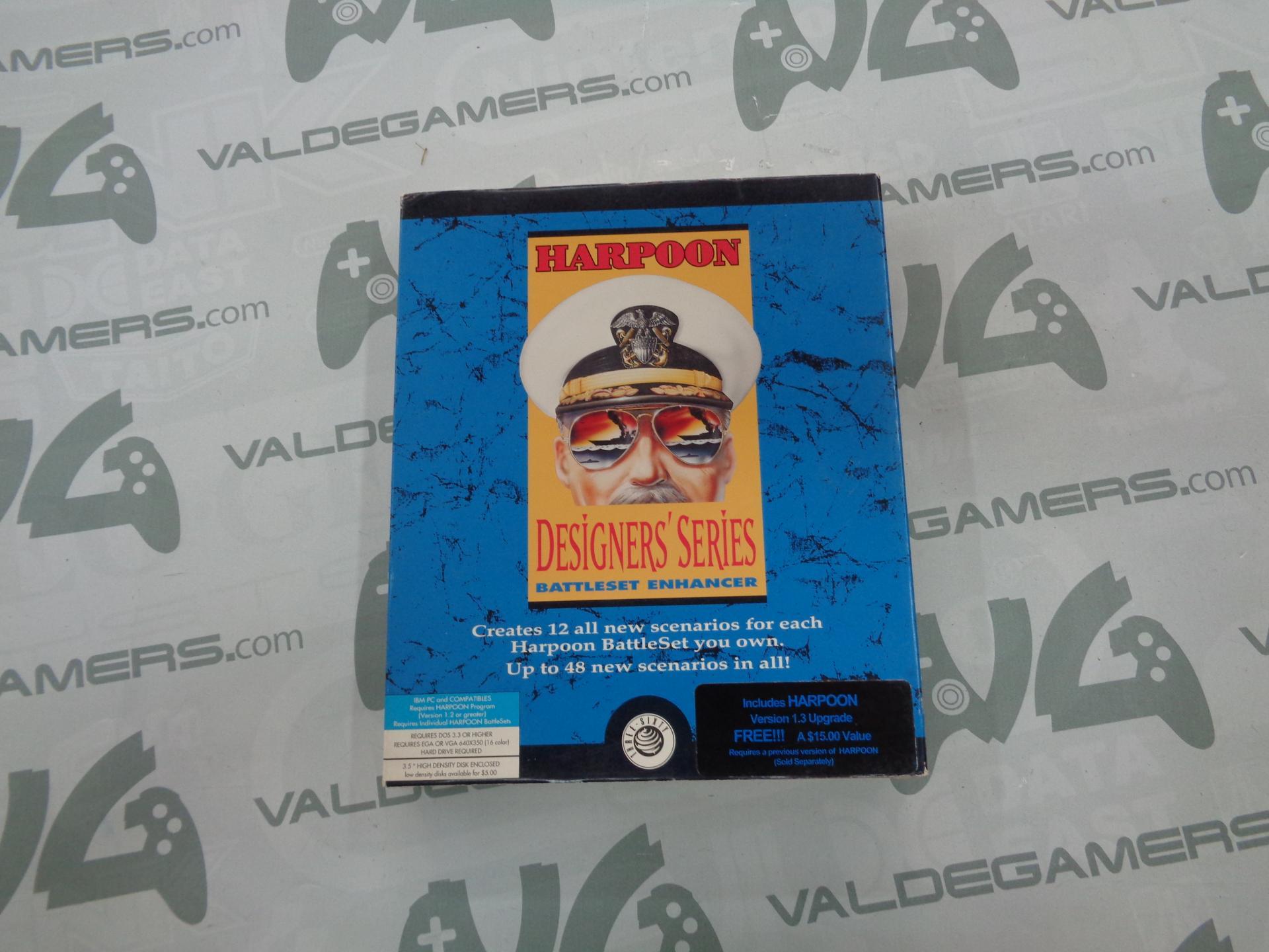 "Harpoon Designer's Series  PC 3.5"" IBM"