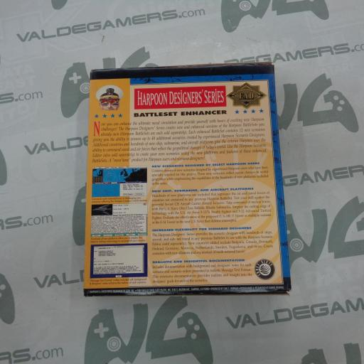 "Harpoon Designer's Series  PC 3.5"" IBM [1]"