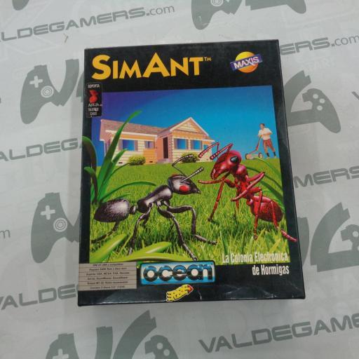 "Sim Ant   PC 3.5"" IBM"