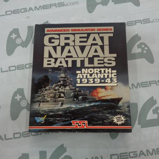 Great Naval Battles - North Atlantic 1939 - 43 PC 3.5""