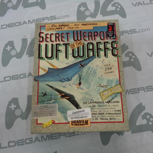 Secret weapons of the luftwaffe  PC 5,25""