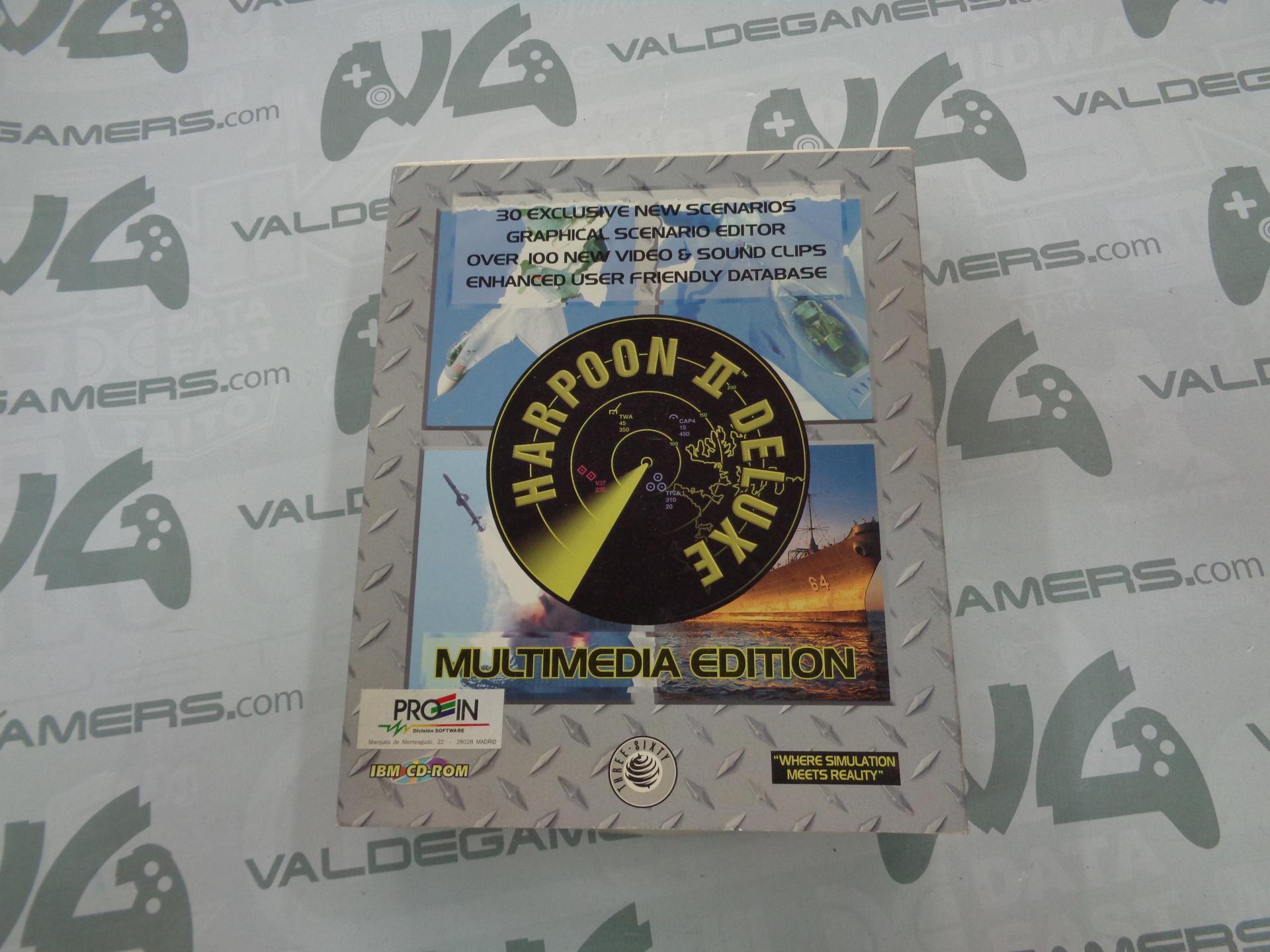 Harpoon II Deluxe