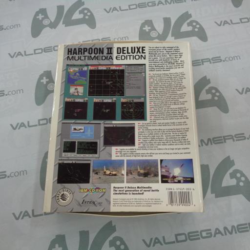 Harpoon II Deluxe [1]