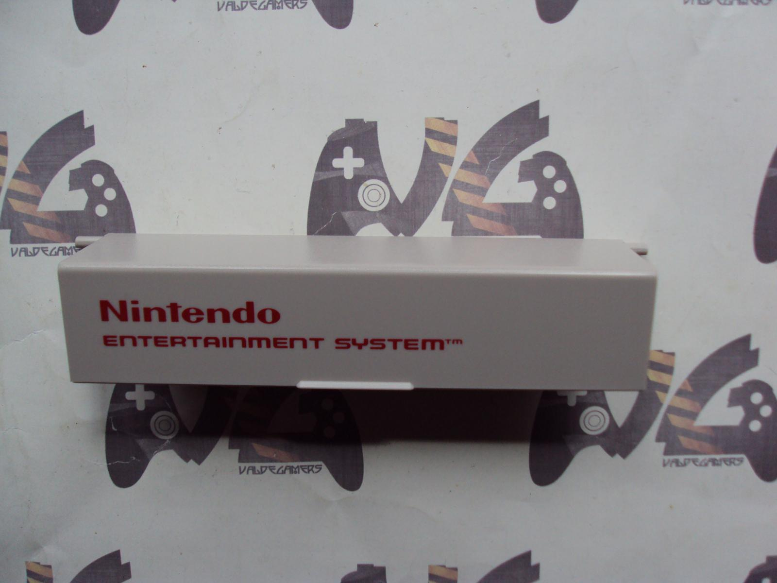 Tapa consola Nintendo nes