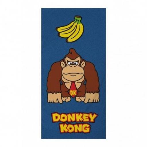 Toalla Donkey Kong  [1]