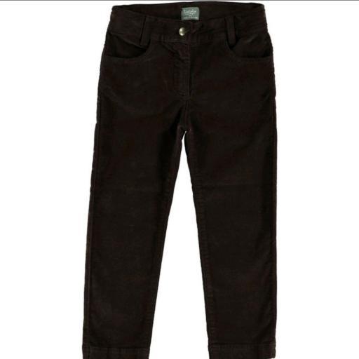 Tocoto Vintage, Velvet elastics pants