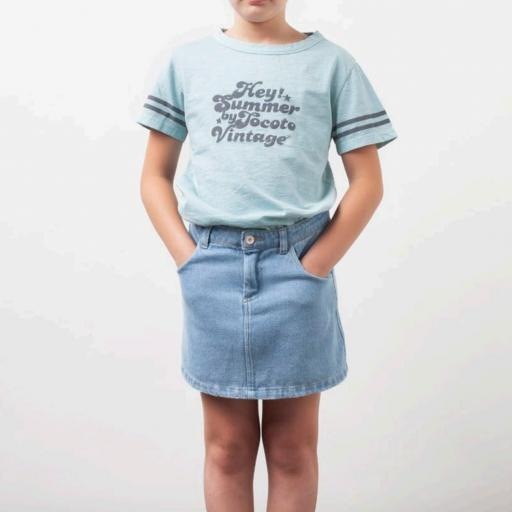 Tocoto Vintage, Camiseta unisex Summer  verde