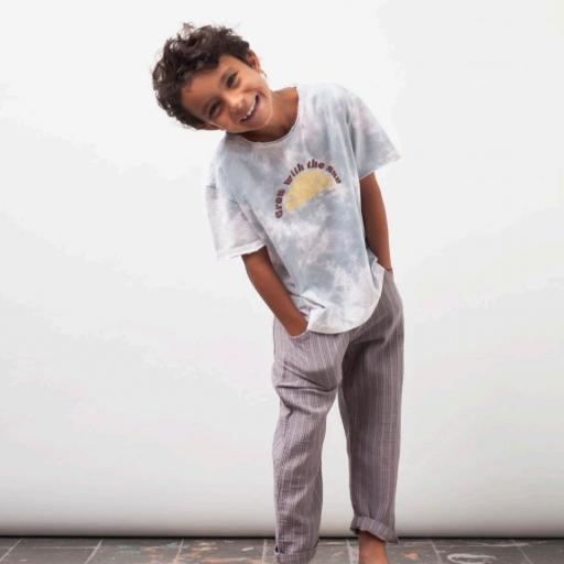 Tocoto Vintage, Camiseta unisex gris