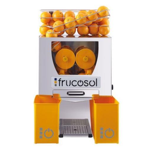 Máquina exprimidora de zumos automática F50 Frucosol
