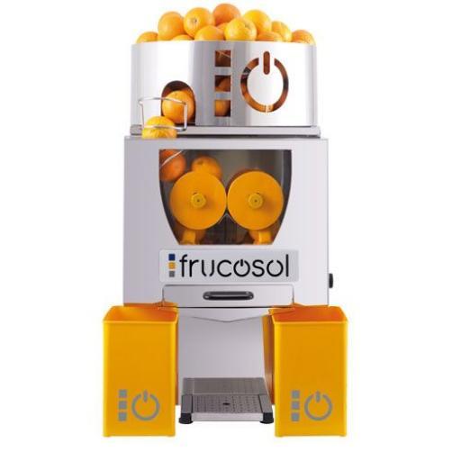 Máquina exprimidora de zumos automática F50A Frucosol