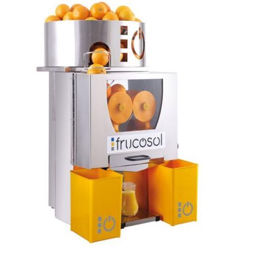 Máquina exprimidora de zumos automática F50A Frucosol [1]