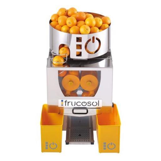 Máquina exprimidora de zumos automática F50A Frucosol [2]