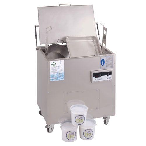 Máquina desengrasante MC1000 Frucosol