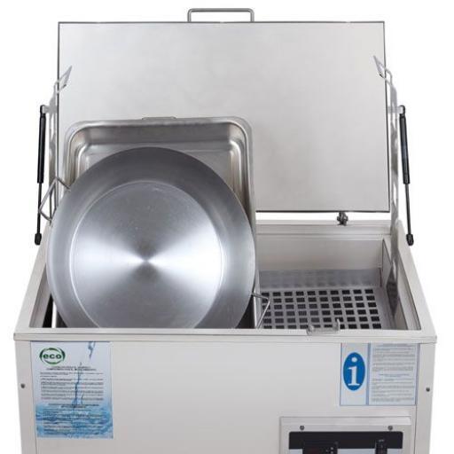 Máquina desengrasante MC1000 Frucosol [1]