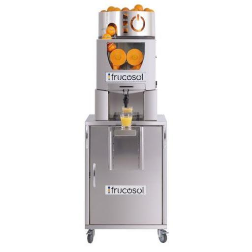Máquina exprimidora de zumos automática Selfservice Frucosol