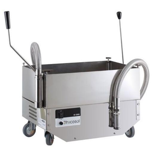 Filtradora de aceite SF5000 Frucosol [2]