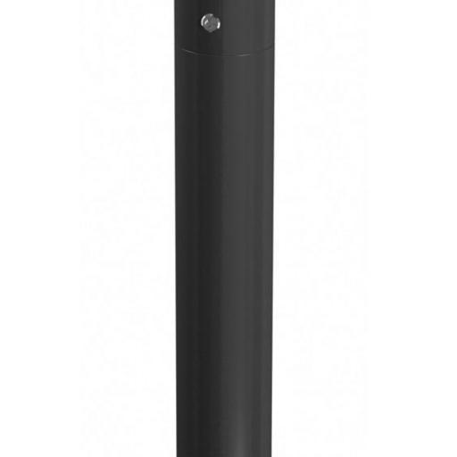 Cenicero de exterior tubular modelo Totem JVD