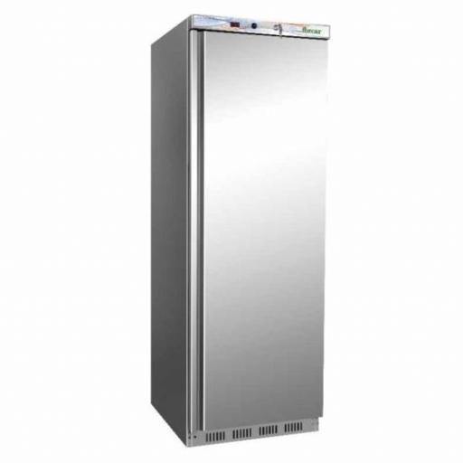 Congelador de 1 puerta en acero inoxidable 340L. Eco Line Fimar G_EF400SS