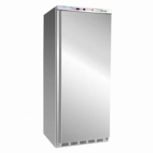 Congelador de acero inoxidable de 1 puerta 555L Eco Line Fimar G-EF600SS
