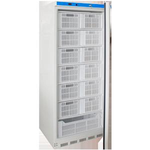 Congelador de 600 litros en inox pro Worldmai