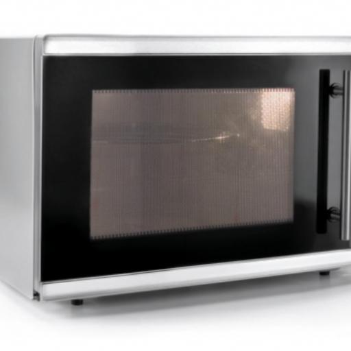 horno microondas con grill