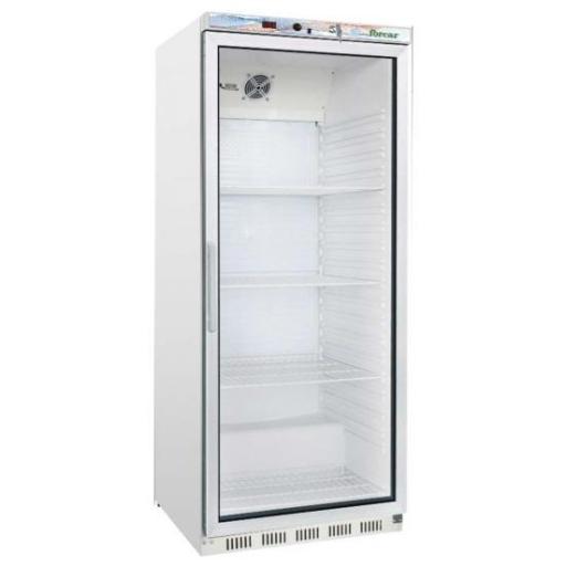 Vitrina congeladora con puerta de cristal 555L. Eco Line Fimar G-EF600G