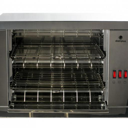 Tostador de pan de 2 pisos TF300 D+