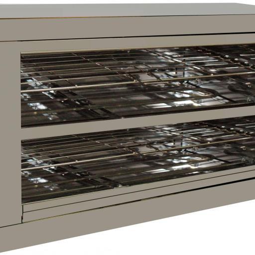Tostador de pan de 2 pisos Super Power Blind 500 D+