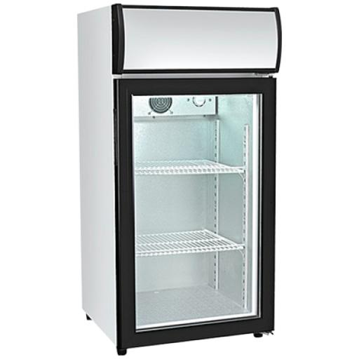 Armario expositor refrigerado mini Worldmai E10C-WM