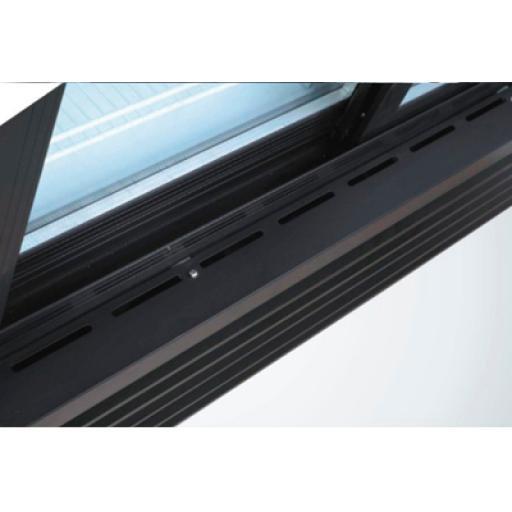 Armario expositor refrigerado doble puerta corredera Worldmai E80C-WM [2]