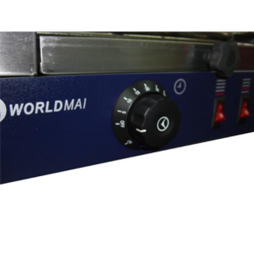 Horno Tostador Mix 4 pisos Worldmai [3]