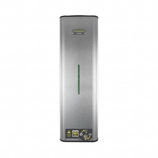 Esterilizador higienizador de aire y superficies gris Hygenikx AF100-E