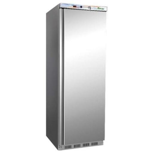 Armario frigorífico de 1 puerta en acero inoxidable 340L. Eco Line Fimar G-ER400SS